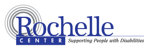 Logo - Link to Rochelle Center homepage