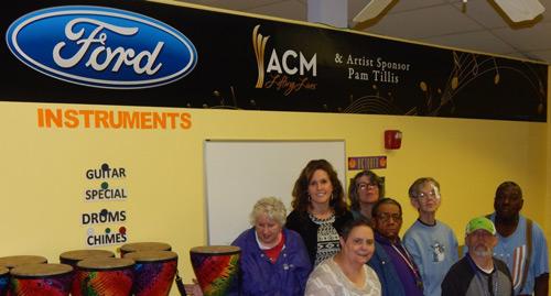 The Ford Motor Company Acm Lifting Lives Pam Tillis